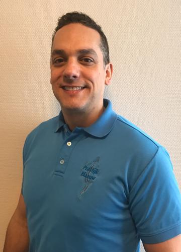 Adam Toulon chiropractor bij chiropractie blaauw te Gouda