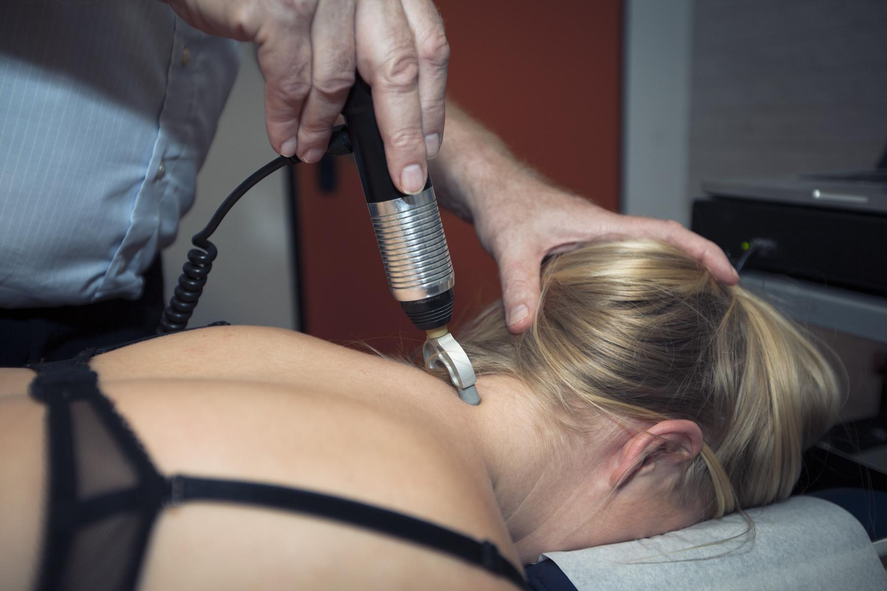 Whiplash behandeling bij Chiropractie Blaauw in Gouda
