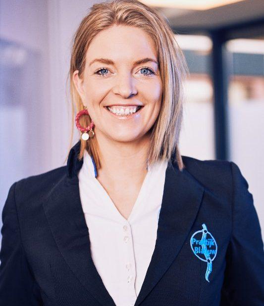 Laura Blaauw van Chiropractie Blaauw