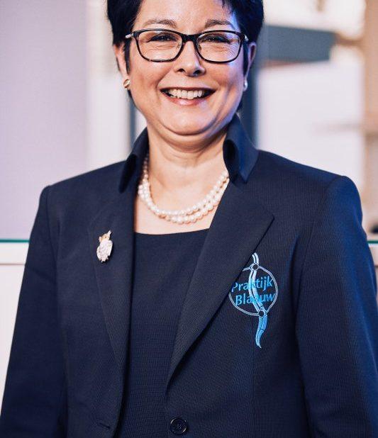 Patricia van den Hoek van Chiropractie Blaauw in Gouda