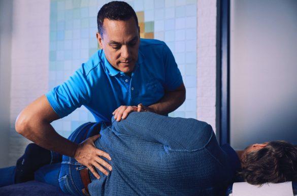 Lage rugklachten behandeling bij Chiropraktijk Blaauw Adam Toulon