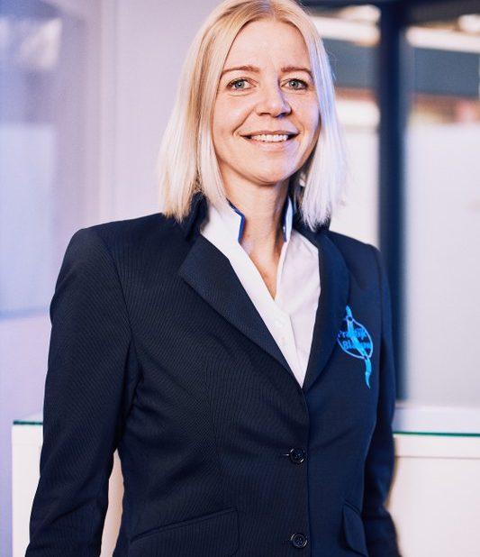 Bianca Teekens van Chiropractie Blaauw