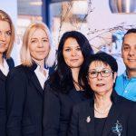 Het team van Chiropractie Blaauw te Gouda. Chiropractoren, specialisten en ondersteunend personeel.